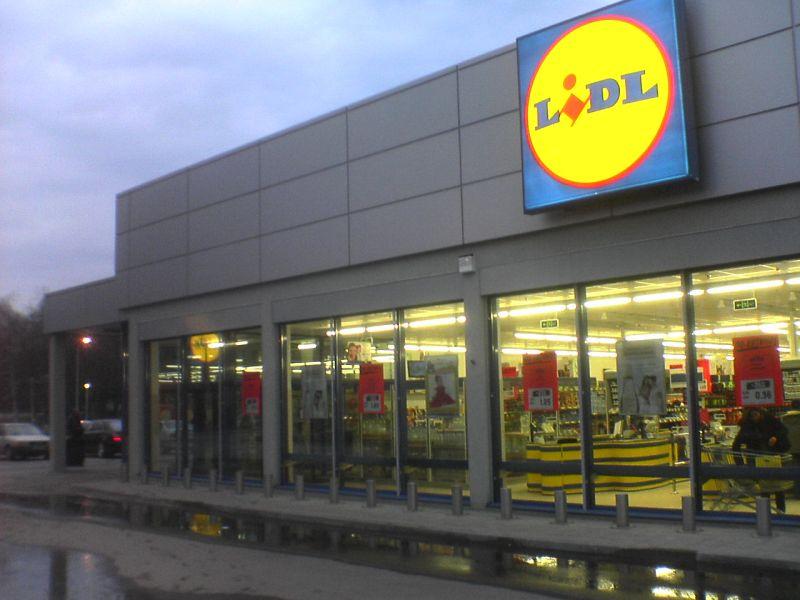 Cеть магазинов Lidl
