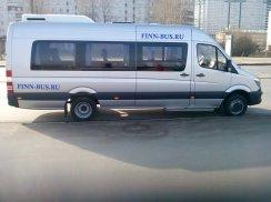 Автобус в Финляндию из СПб