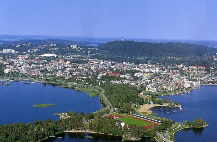 Мероприятия в Лаппеенранте на лето 2013.