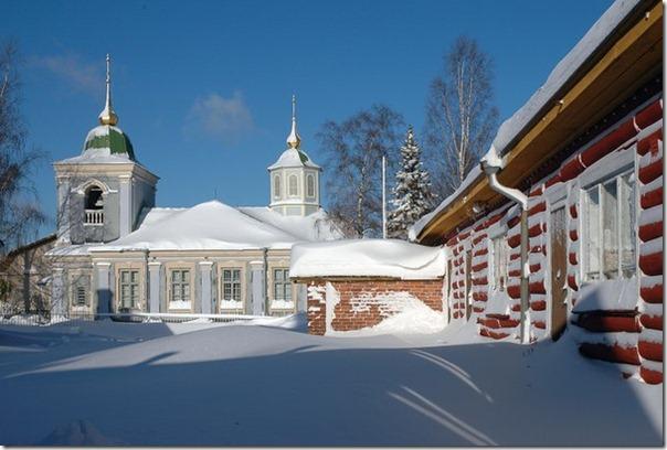 В Лаппеенранте возведут церковь из снега.
