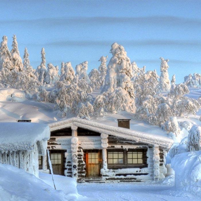 Что интересного в Финляндии зимой?